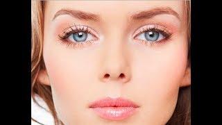 Коррекция лица на каждый день. Уроки макияжа.