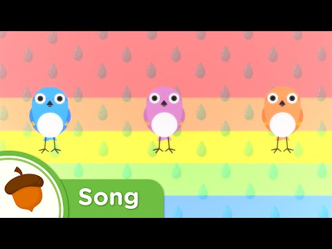 Rainbow Song | Kids Song from Super Simple Songs