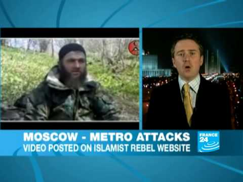 Doku Umarov claims responsibility for Moscow bombings