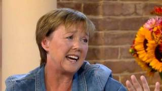 Pauline Quirk (weight loss and reunited with Linda Robson) on This Morning - 19th July 2011