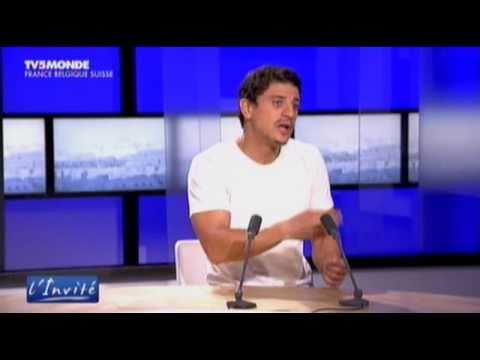"""Saïd Taghmaoui: """" Il ne faut pas oublier les Harkis!"""" 22.09.10"""
