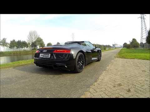 Audi R8 Spyder 5.2 FSI V10 540pk  @ 620pk JDEngineering