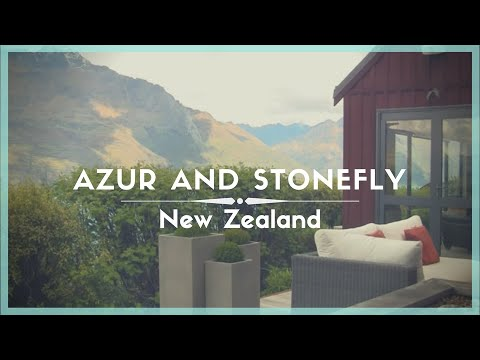 Celestielle #125 - The Best of New Zealand, South Island: Azur and Stonefly Lodge