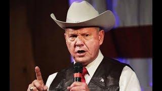 Roy Moore Wants To Be A Confederate Senator