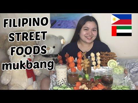 FILIPINO STREET FOOD