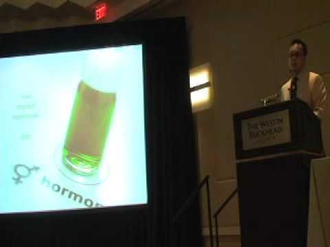 Dr. Sam Lam lectures on Hair Loss Basics for Men & Women in Atlanta, Georgia