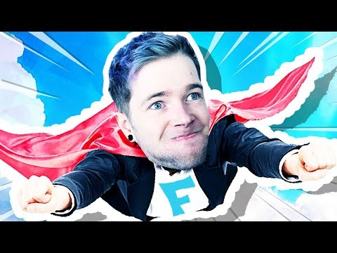 DANTDM THE SUPERHERO!!! (Failman)