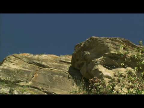 Head Smashed In Buffalo Jump, World Heritage Site, Canada - High Resolution Movi