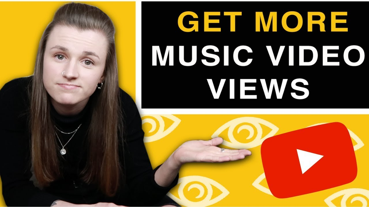 How To Promote Your Music On Youtube Music Video Promotion Youtube