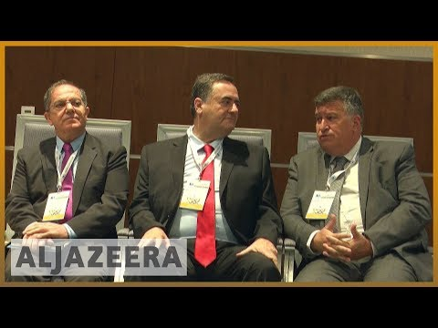 🇮🇱🇴🇲 Israeli Minister In Oman To Attend Transport Conference | Al Jazeera English