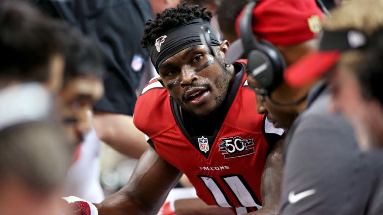 Julio Jones 2015 Highlights