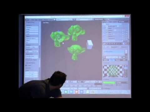 3D graphics workshop - part I