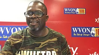 The WVON Morning Show....100 Dead in Vegas!