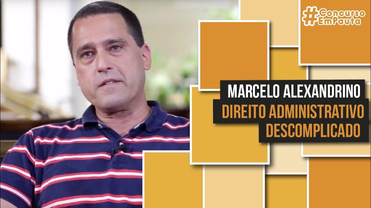 Direito Administrativo Descomplicado Marcelo Alexandrino Pdf