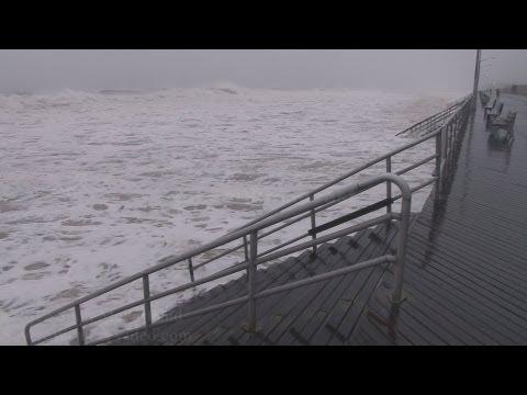 Hurricane Sandy- Whitestone, Rockaway Beach, Howard Beach NY 10.29.12