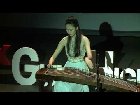 Chinese Zither Performance | Lily Liu | TEDxGunnHighSchool