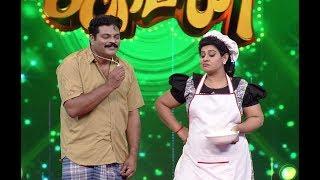 Thakarppan Comedy | Manoj and Beena Antony as Clara & Ummachan | Mazhavil Manorama