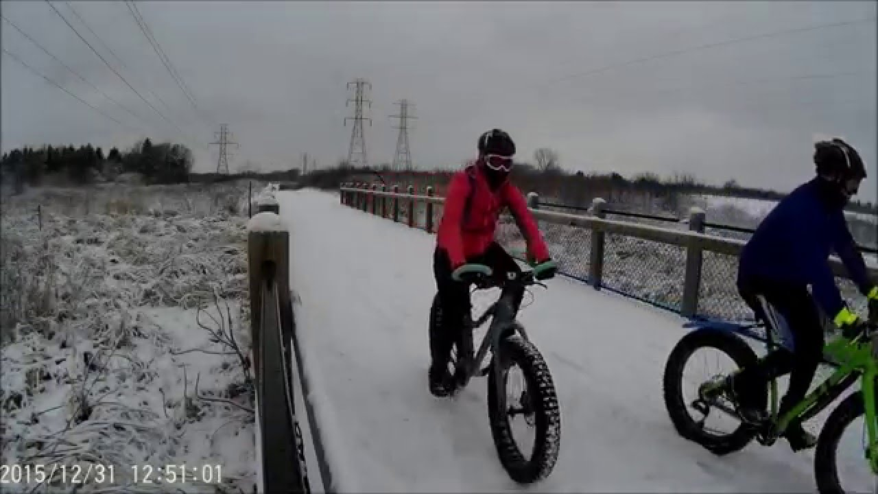 Motobecane Sturgis Boris X7 Fat Bike Review Footage