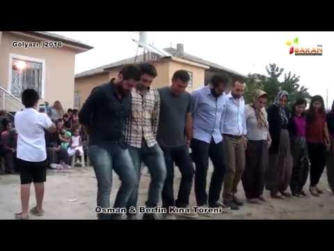 Osman &  Berfin Kına Töreni Klip  Gölyazı / Xalko 2016