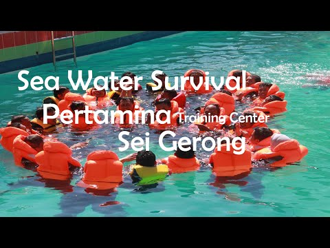 Pertamina Sea Water Survival
