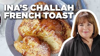Barefoot Contessa's Challah French Toast | Food Network