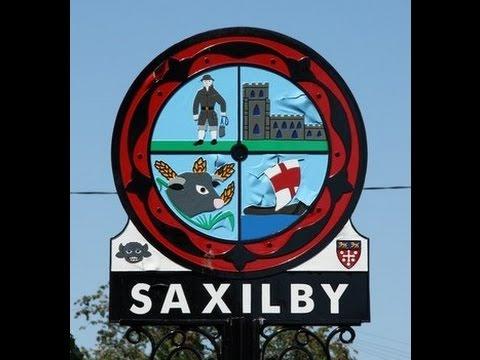 Saxilby Village, near Lincoln -  Walkthrough in 1990
