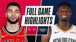 GAME RECAP: Bulls 128, Pelicans 124