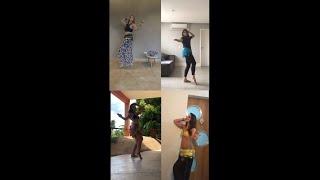 Dança do ventre com apresentação das alunas da Moonlight Escola de Música & Dança