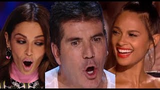 """The """"MOST DIFFICULT"""" Song In The WORLD EVER??? GOLDEN BUZZER!"""