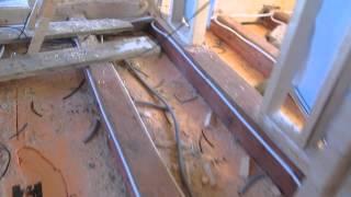117-15 - Электромонтажные и сантехнические работы(Поэтапный видеоотчет хода строительства объекта №117. Проект