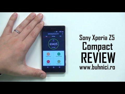 Sony Xperia Z5 Compact - Cel mai puternic mini smartphone (www.buhnici.ro)