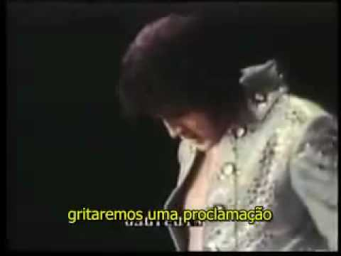 Elvis Presley How Great Thou Art Legendado Musica Original
