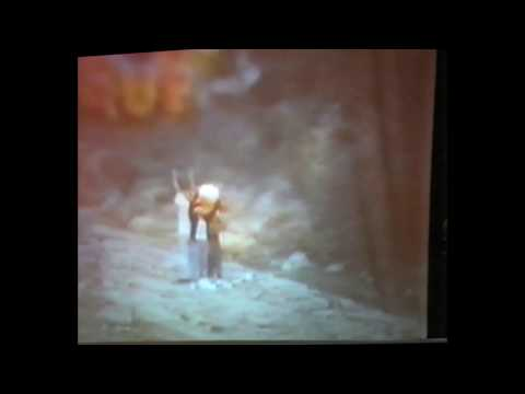 Argentina UFO footage Lapis Conference 1999