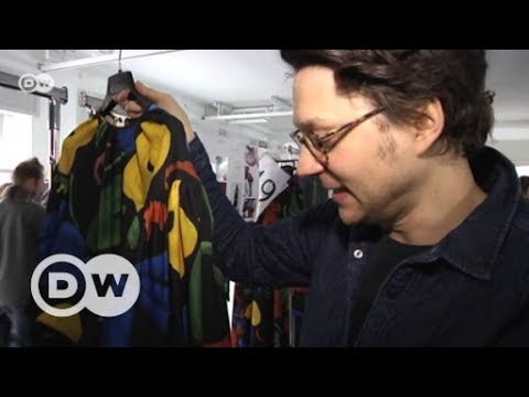 Arthur Arbesser: fashion's rising star | DW English