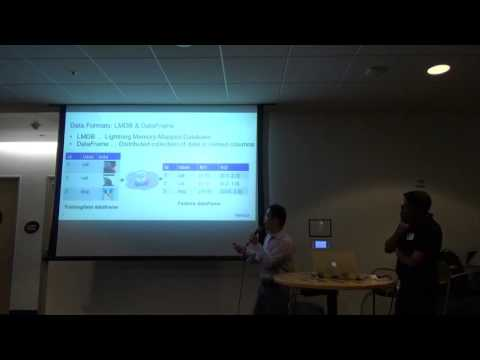 HUG Meetup Apr 2016: CaffeOnSpark: Distributed Deep Learning on Spark Clusters