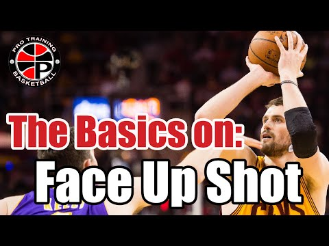 Face Up: Jump Shot | Dominate the Low Post | Pro Training Basketball