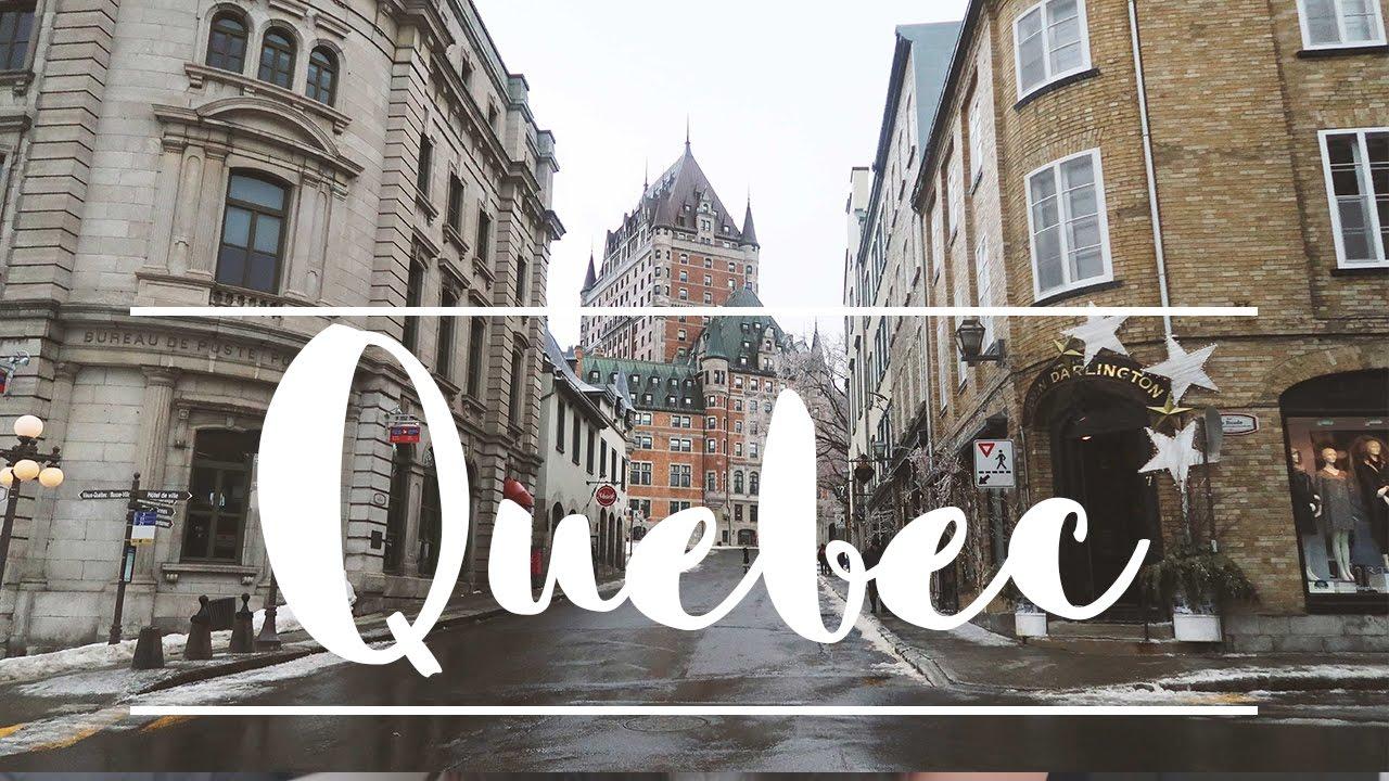 Quebec städtetrip entdecke kanada youtube
