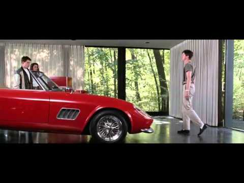 Ferris Bueller's Day Off - Car Crash Scene