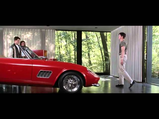 The Ferrari Replica from Ferris Bueller's Day Off is Heading to Auction