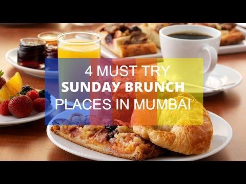 SUNDAY BRUNCH IN MUMBAI   4 MUST TRY BRUNCH RESTAURANTS   RELISH AND CHERISH