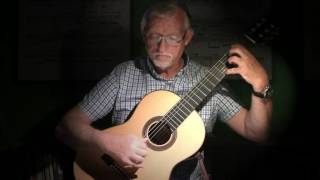 Ave Maria (Franz Schubert), classical guitar