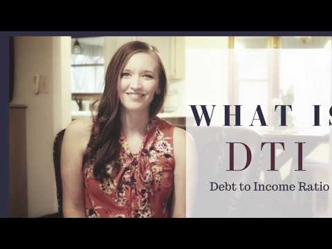What Is DTI Ratio {How To Calculate Your Debt To Income}
