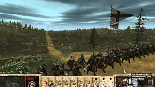 Medieval 2 total war gameplay (test)