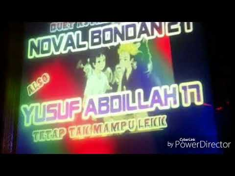 DJ ANGGA GRAHA POPPY PARTY PART 2 YUSUF ABDILLAH 17 & NOVAL BONDAN 27 ANTES