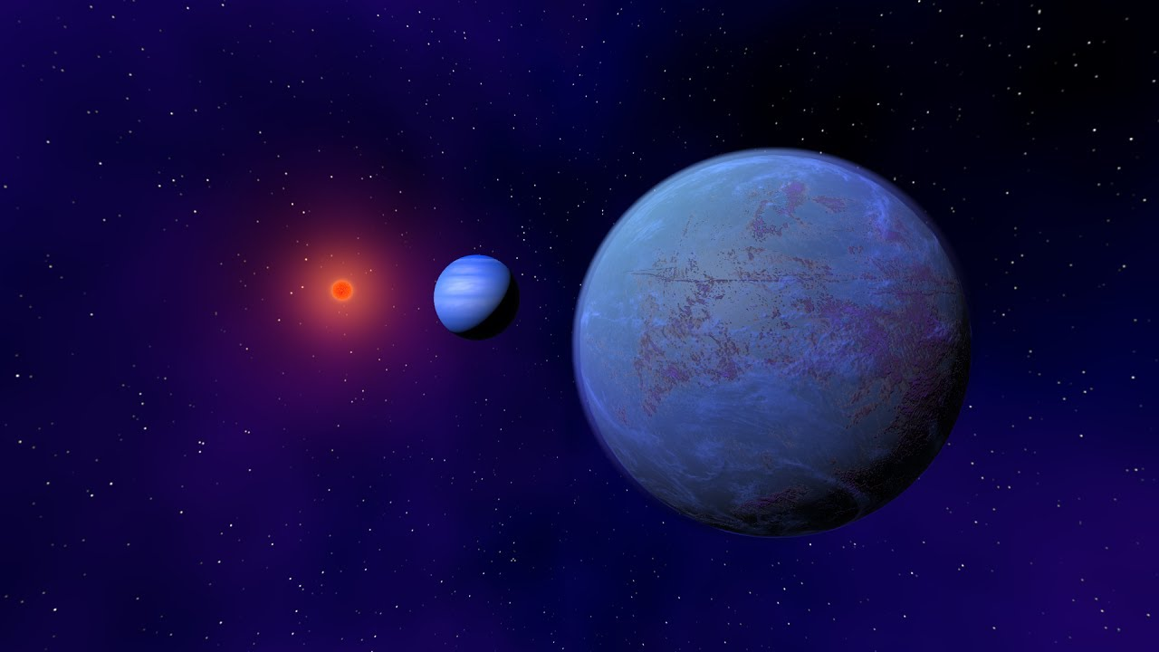 giant planets and moons - photo #4