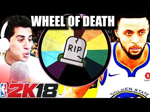 Simulating The Warriors Through the WHEEL OF DEATH! Will They Survive?!