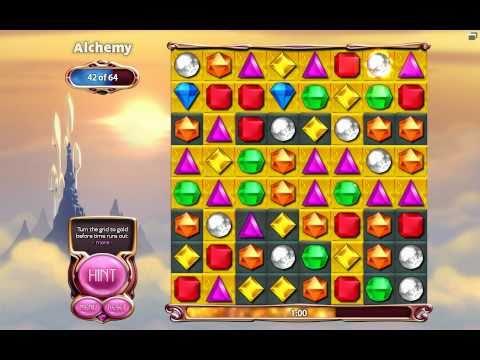 Bejeweled 3 - Gameplay!