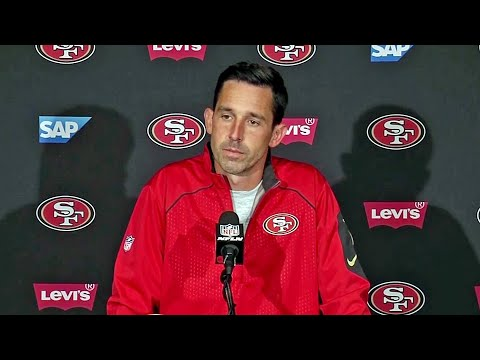 49ers Post Game: Coach Mike Shanahan Speaks to Media