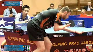 Patryk Zatowka vs Gustavo Tsuboi | Polish Super League 2017/2018