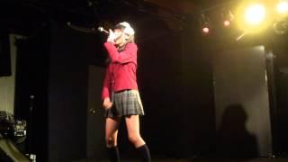 2012-12-10 ポンバシwktk学園@日本橋UPs 広末涼子のカバー。